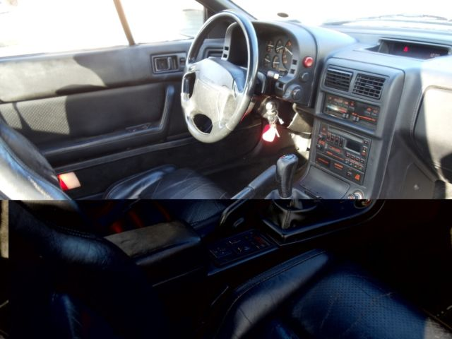 1990 Mazda Rx7 Fc Convertible Rear Wheel Drive 5 Manual Guide