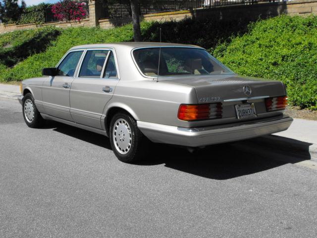 1990 mercedes 420 sel classic mercedes benz 400 series for Mercedes benz s 420