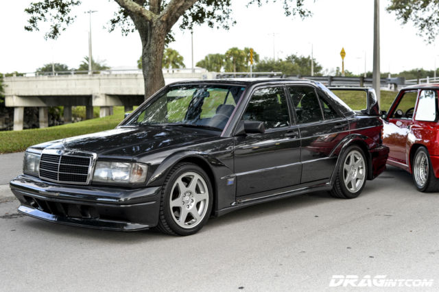 1990 mercedes benz 190e evolution 2 146 of 500 evo dtm for Mercedes benz 190e cosworth for sale