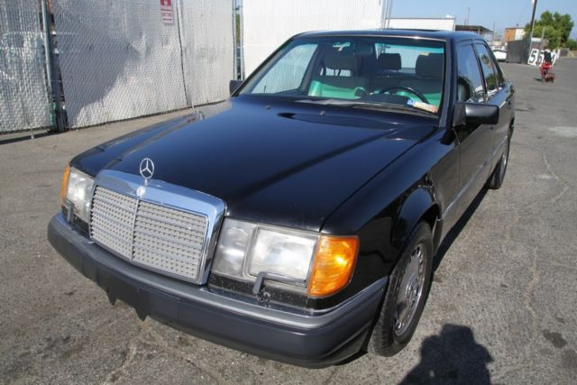 1990 mercedes benz 300e automatic 6 cylinder no reserve for 1990 mercedes benz 300e for sale