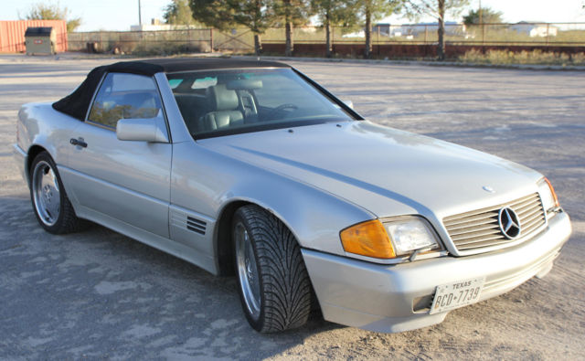 1990 mercedes benz 300sl classic mercedes benz sl class for Mercedes benz 300sl for sale