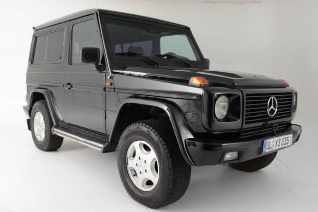 1990 mercedes benz g class 300 ge ac land rover defender for Mercedes benz rover