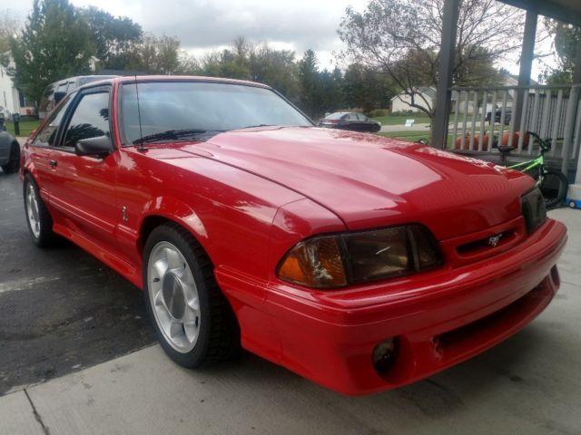 1990 Mustang Incon Twin Turbo 93 Cobra replica - Classic ...