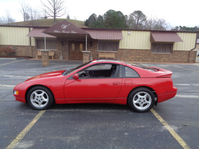1990 nissan 300zx twin turbo 5 speed leather rear wheel drive classic nissan 300zx 1990 for sale. Black Bedroom Furniture Sets. Home Design Ideas