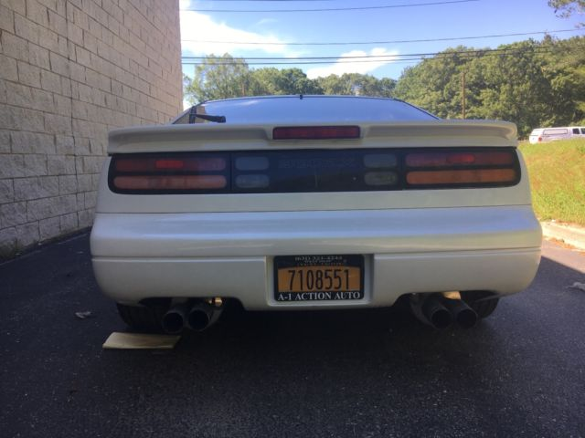 1990 Nissan 300zx Twin Turbo Ttop Stillen Body Kit Low Miles Low Reserve Classic Nissan 300zx