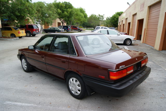 1990 toyota camry all trac all wheel drive awd classic toyota camry 1990 for sale. Black Bedroom Furniture Sets. Home Design Ideas