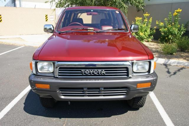 1990 Toyota Hilux Surf - Turbo Diesel - 4x4