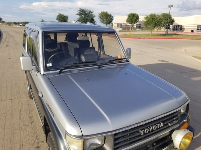 Toyota Of Rockwall >> 1990 Toyota Land Cruiser Prado Turbo Diesel RHD JDM Titled Registered Low price - Classic Toyota ...