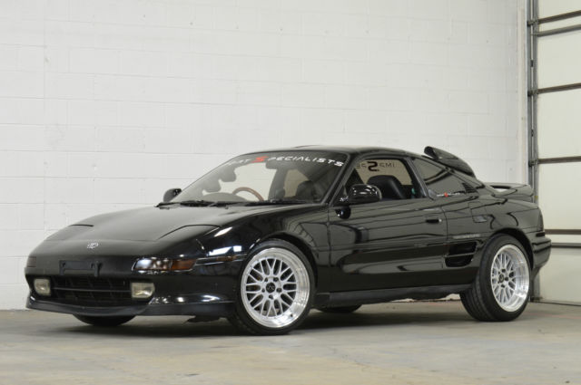 1990 Toyota Mr2 Rhd Imported 3gste Turbo Tastefully Modified T Top