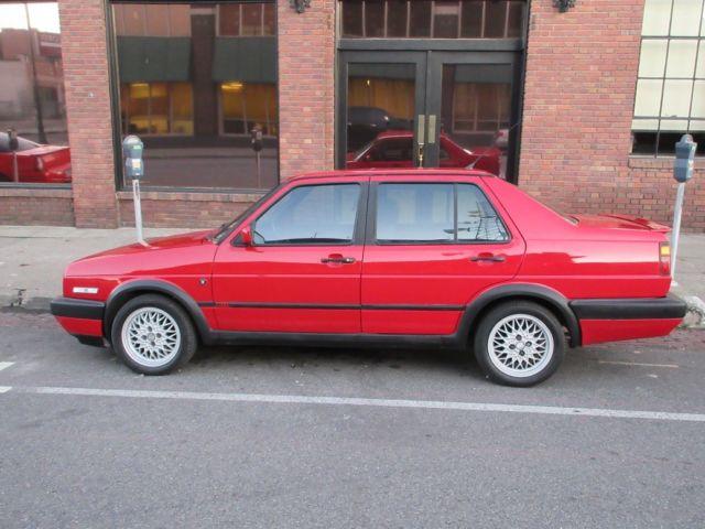 1990 Volkswagon Jetta Gli 16v Vw Gti 1988 1989 1991