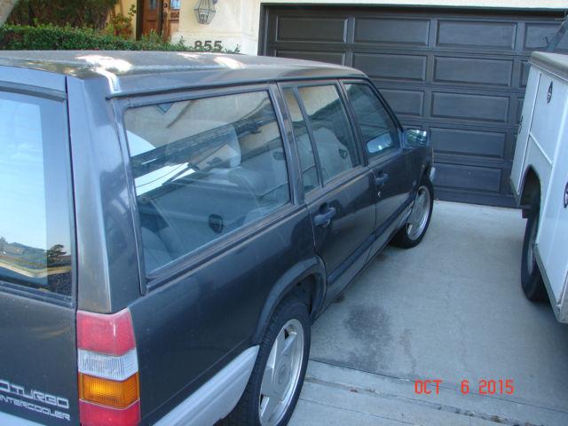 1990 Volvo 740 GL Wagon 4-Door 2 3L - Classic Volvo 740 1990 for sale