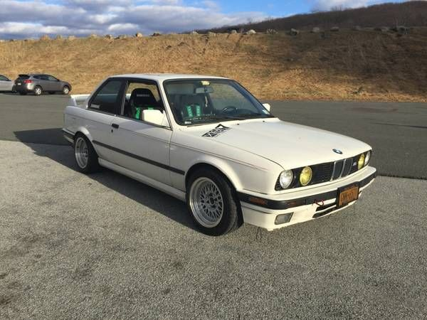 1990 white bmw 325i coupe e30 2 door 2 5l manual classic bmw 3 series 1990 for sale - Bmw 2 series coupe white ...