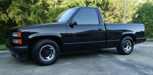 1991 454 SS CHEVY PICKUP TRUCK ONLY 23,654 MILES! WHIPPLE