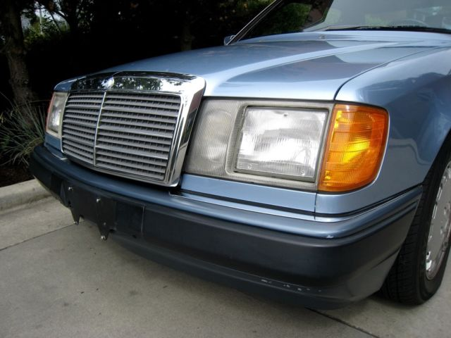1991 91 mercedes benz mb 300d 300 d 2 5 turbo diesel for 91 mercedes benz