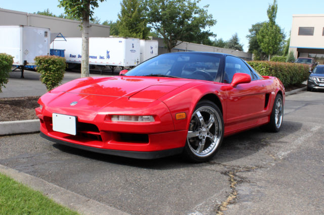 1991 acura nsx coupe classic acura nsx 1991 for sale. Black Bedroom Furniture Sets. Home Design Ideas
