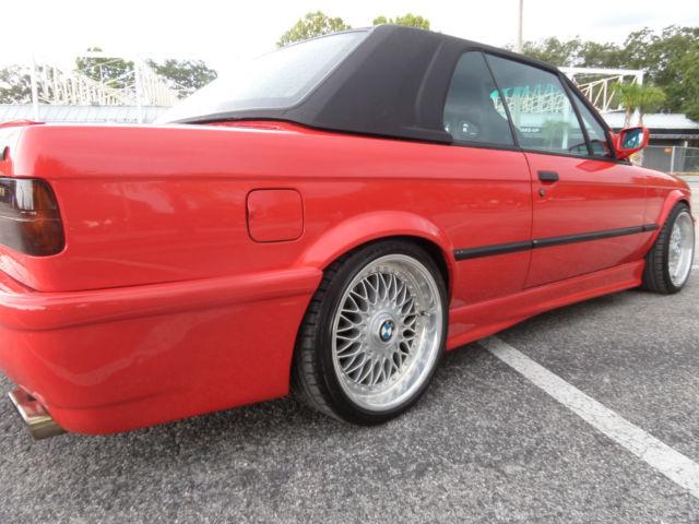 1991 Bmw 325i Convertible E30 With Rare Hardtop Classic