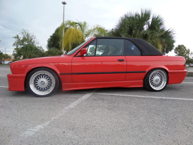 1991 bmw 325i e30 convertible with hardtop classic bmw 3 series 1991 for sale. Black Bedroom Furniture Sets. Home Design Ideas