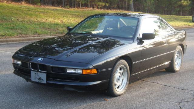1991 Bmw 850i 41k Original Miles E31 Chassis M70 V12 W