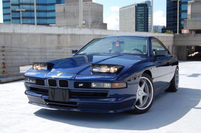 BMW I EURO SPEC MK MOTORSPORT E NOT HARTGE CSI OR ALPINA - Bmw 850 alpina for sale