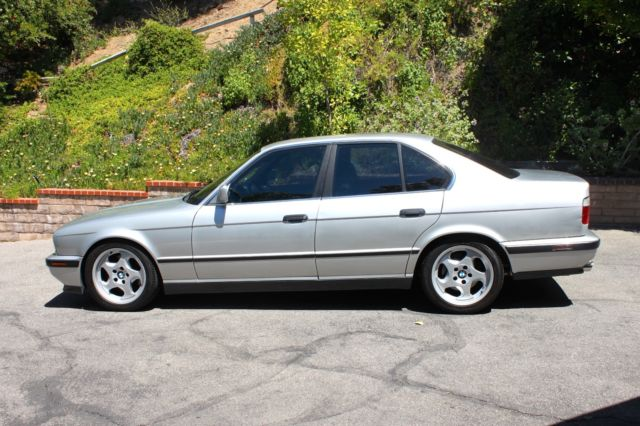 1991 Bmw M5 E34 Lowered Reserve Classic Bmw M5 1991 For Sale