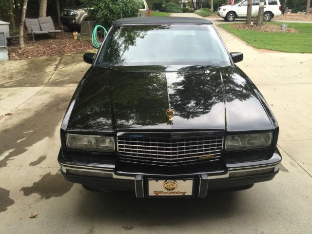 1991 Cadillac Eldorado - Triple Black - Classic Cadillac