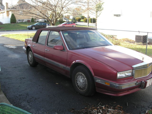1991 cadillac seville classic cadillac seville 1991 for sale smclassiccars com