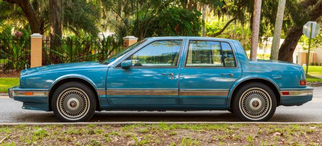 1991 Cadillac Seville 69 000 Original Miles Classic
