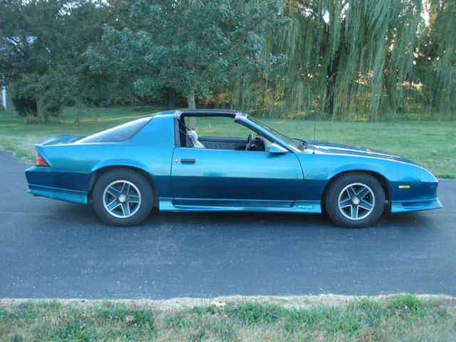 1991 camaro rs t top1991 camaro rs v8 5 speed manual t
