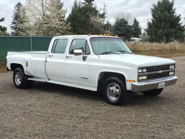 4x4 chevy dually for autos post. Black Bedroom Furniture Sets. Home Design Ideas