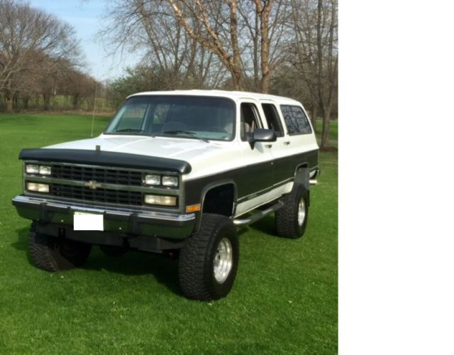1991 Chevrolet Suburban  User Reviews  CarGurus