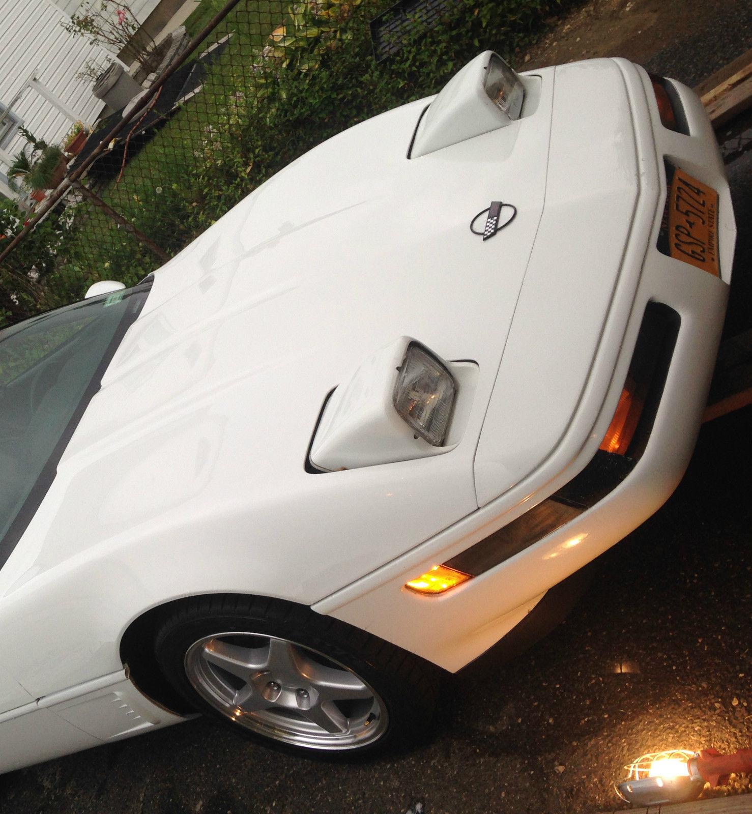 1991 Corvette Coupe C4, L98 TPI Lots of New Upgrades LQQK