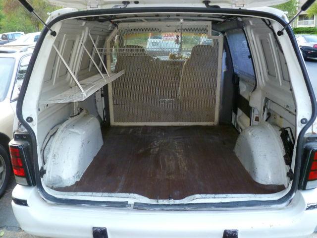 1991 dodge caravan c  v mini cargo van 3
