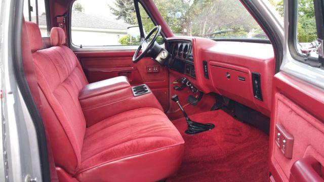 Dodge Ram X Standard Cab Pickup Door L Cummins Turbo Diesel V on 1989 Dodge Ram 4x4
