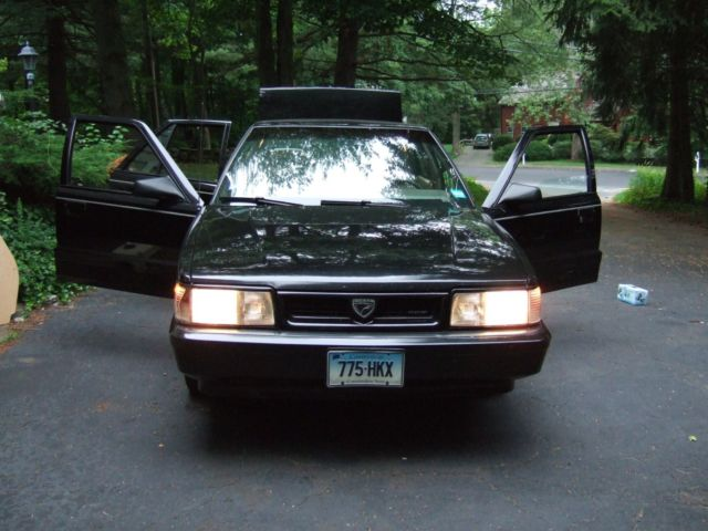 1991 Eagle Premier ES Limted Black - for collector ...