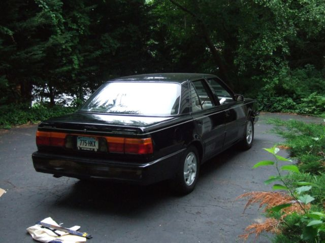 1991 Eagle Premier Es Limted Black For Collector