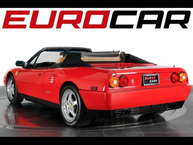 1991 ferrari mondial t rare collector car spectacular condition classic ferrari mondial. Black Bedroom Furniture Sets. Home Design Ideas