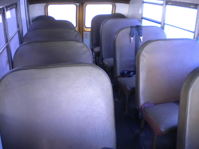 1991 Ford Collins E350 Super Bantam School Bus 19 Pass, 7 ...