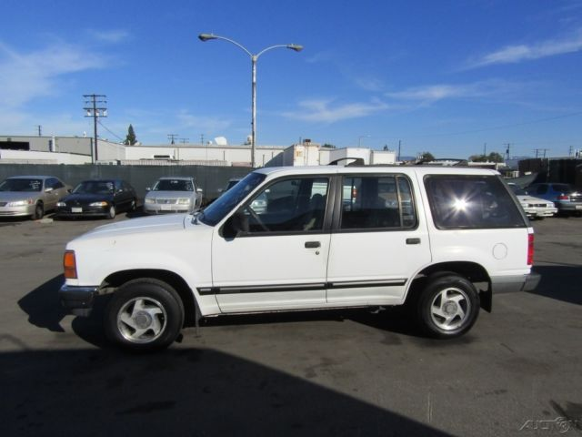 1991 ford explorer xl used 4l v6 12v automatic no reserve classic ford explorer 1991 for sale. Black Bedroom Furniture Sets. Home Design Ideas