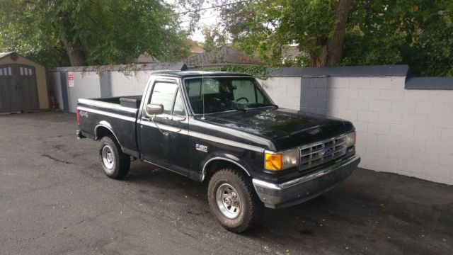 Ford F F Miles X Grandfather Owned Xlt Lariat on 1991 Ford F 150 Fuel Filter Location