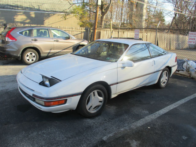 1991 Ford Probe Lx Classic Ford Probe 1991 For Sale