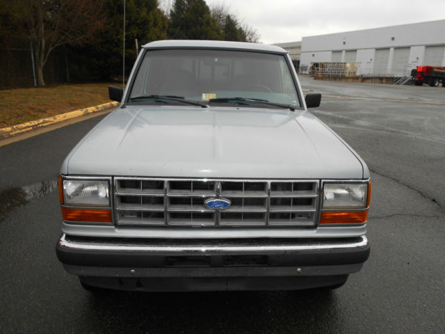 Ford Ranger 2 3 L Engine For Sale >> 1991 Ford Ranger XLT 4X4 Extended Cab Pickup 2-Door 2.9L LOW MILEAGE OF 76,892 - Classic Ford ...
