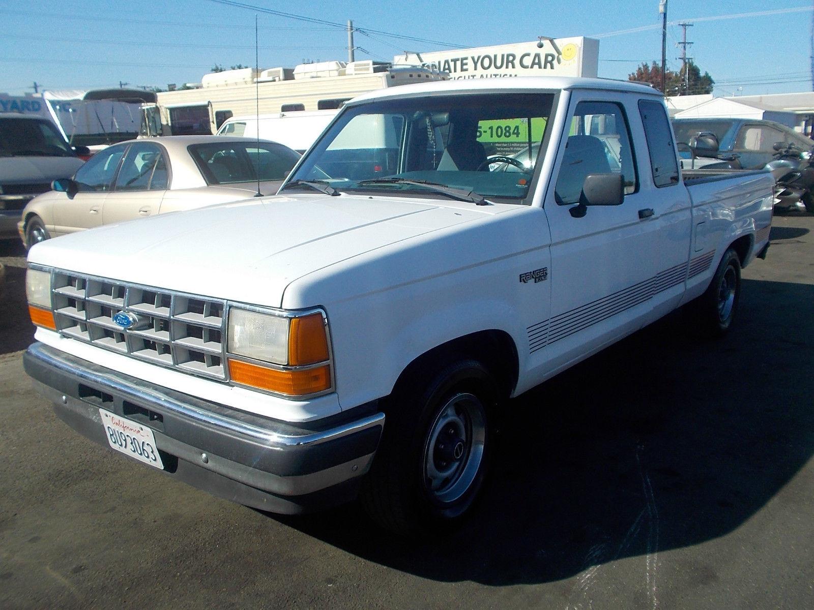 1991 ford ranger xlt extended cab pickup 2 door 4 0l no. Black Bedroom Furniture Sets. Home Design Ideas