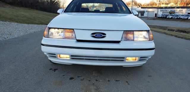 1991 ford taurus sho 100 rust free lots of upgrades nos parts classic ford taurus 1991 for. Black Bedroom Furniture Sets. Home Design Ideas