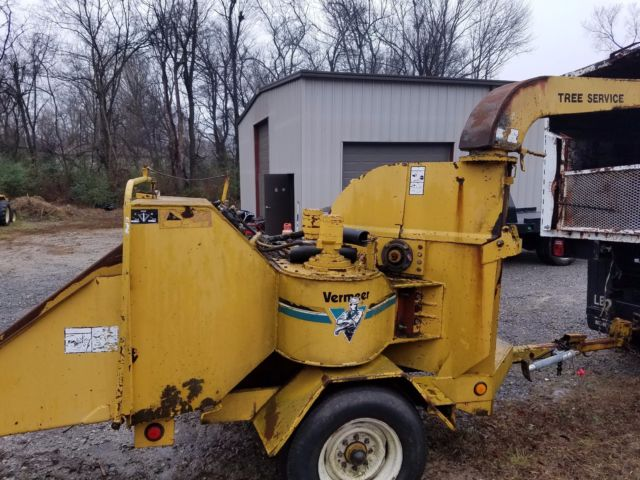 1991 GMC chipper truck with Vermeer wood chipper - Classic GMC Other