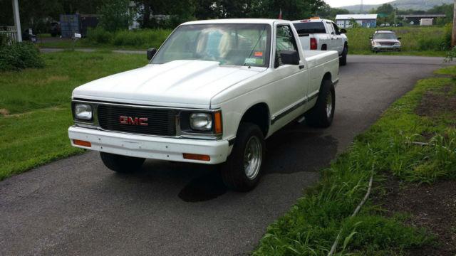 1991 Gmc Sonoma S10 Pickup Pro Street Drag Car Rolling