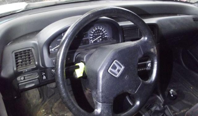 1991 honda crx all original two owner car restore or parts for Honda owner login