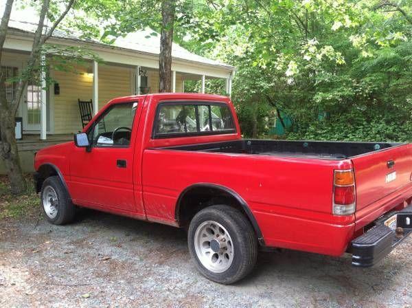 1991 Isuzu Pickup pup truck 2-Door CONVERTED TO DIESEL