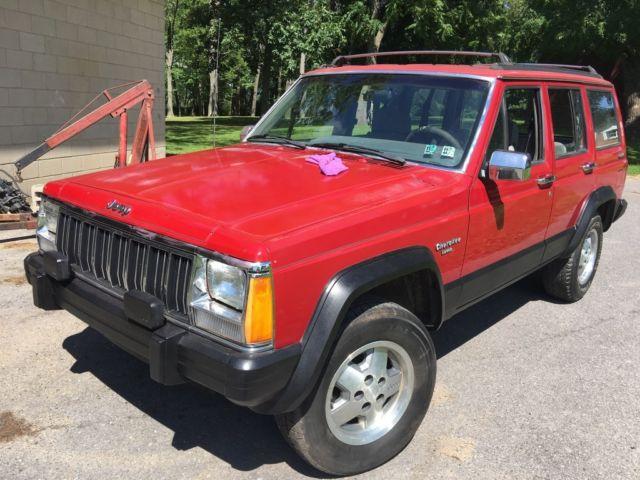 1991 Jeep Cherokee Laredo - Classic Jeep Cherokee 1991 for ...