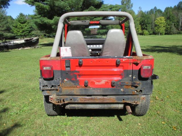 1989 jeep wrangler yj manual transmission