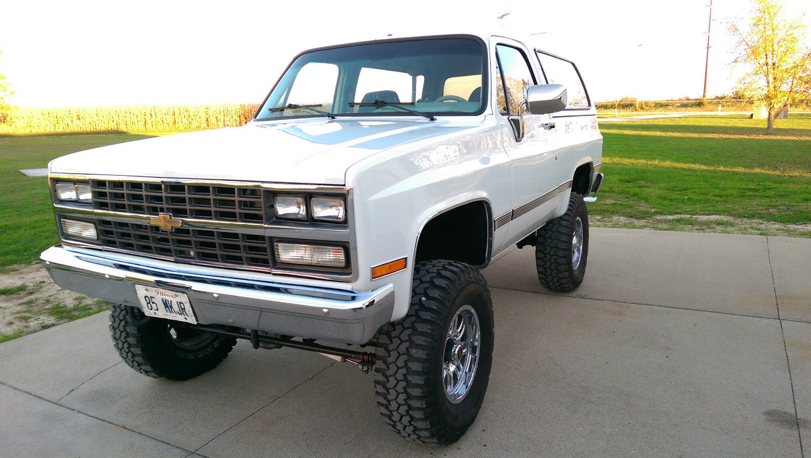 1991 K5 Blazer Classic Chevrolet Blazer 1991 For Sale